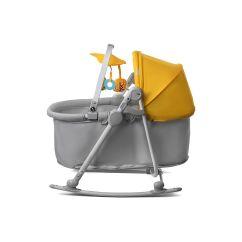 Rocking Chair Cradle Clear Desk Ikea Kinderkraft Unimo Baby Bouncing Bouncer Lying