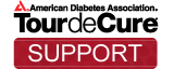 Tour de Cure - Rich Johnson's personal fundraiser page