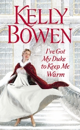 Cover for I've Got My Dike to Keep Me Warm by Kelly Bowen