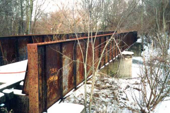 Honey Creek Bridge