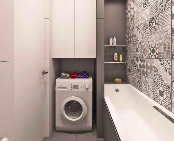 дизайн ванной комнаты фото 4 кв м с туалетом 3