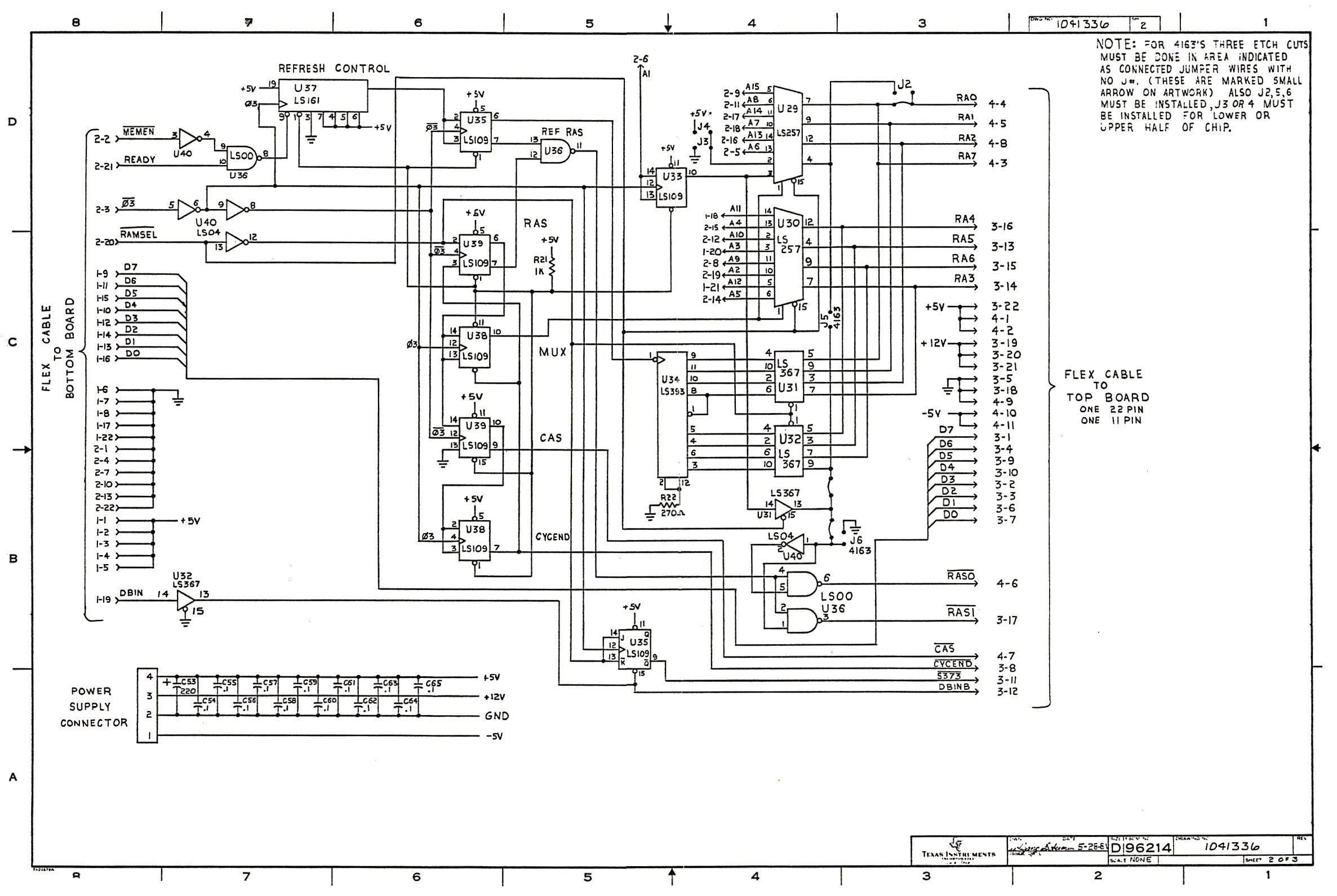TI99 TI 99 TI-99/4A Hardware Texas Instruments