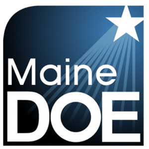Maine DOE logo