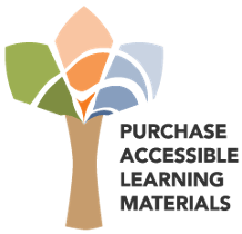 Purchasing Accessible Learning Materials - logo
