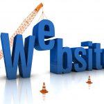 Website - construction scene