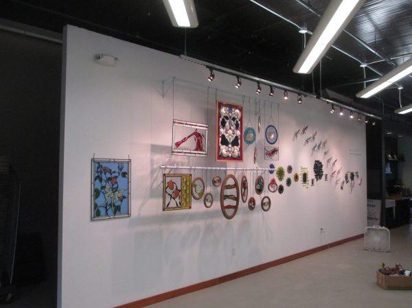 Display Prose - Maine Art Glass