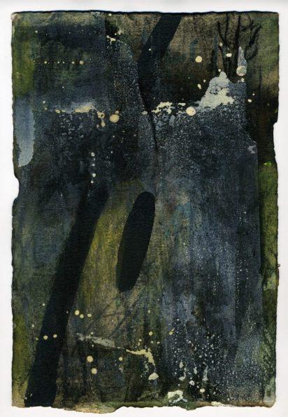 Alan Crichton — Leonardo's Mysterious Stains