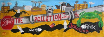 arrt stop the pollution join the solution copy