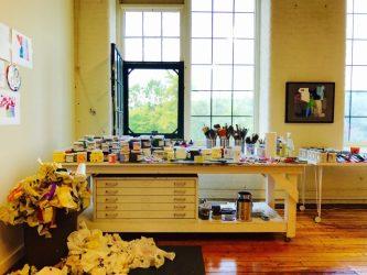 Studio Practice — Tom Flanagan 2018