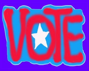 vote Robert Gibson
