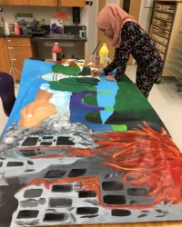 Insight/Incite — Shared Language: Art and Process (a Cony High School Art Journey) by Jason Morgan