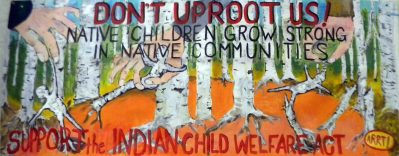 Supporting the INDIAN CHILD WELFARE ACT for Maine's WABENAKI REACH