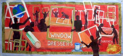 WINDOW DRESSERS