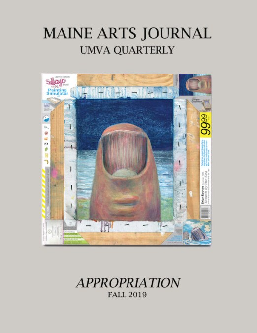 Introduction: Fall 2019 Maine Arts Journal: UMVA Quarterly