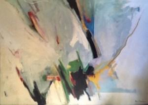 "Concept Image 8A Boudreau 1 Avalanche oil on canvas 59"" x 89"" 1969jpg copy"
