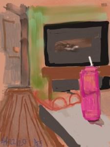 James, <i>Van Gogh's TV</i>