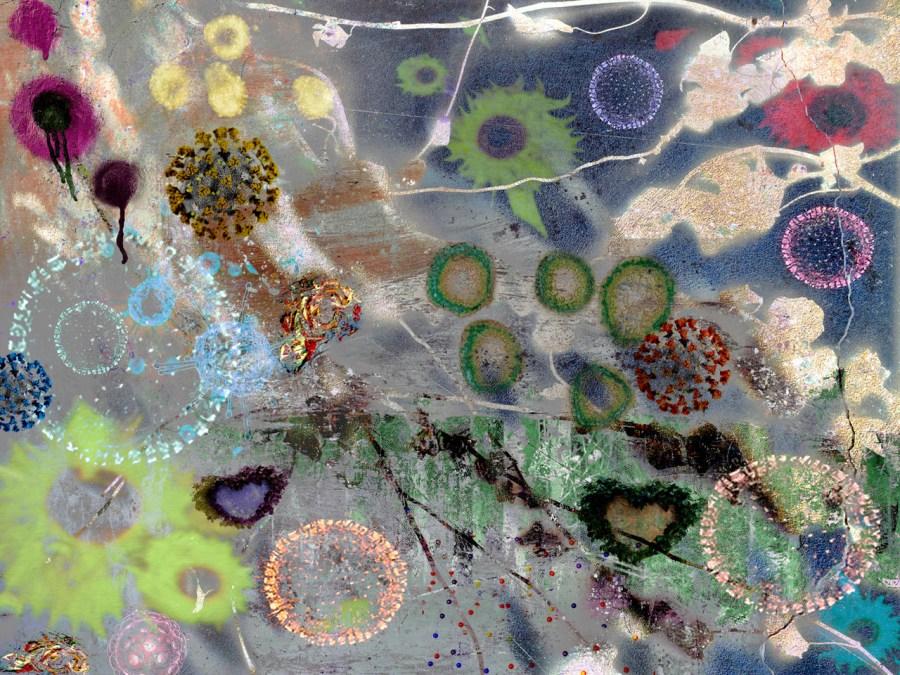 Carol Eisenberg –  Dangerous Beauty / Coronavirus Aesthetics