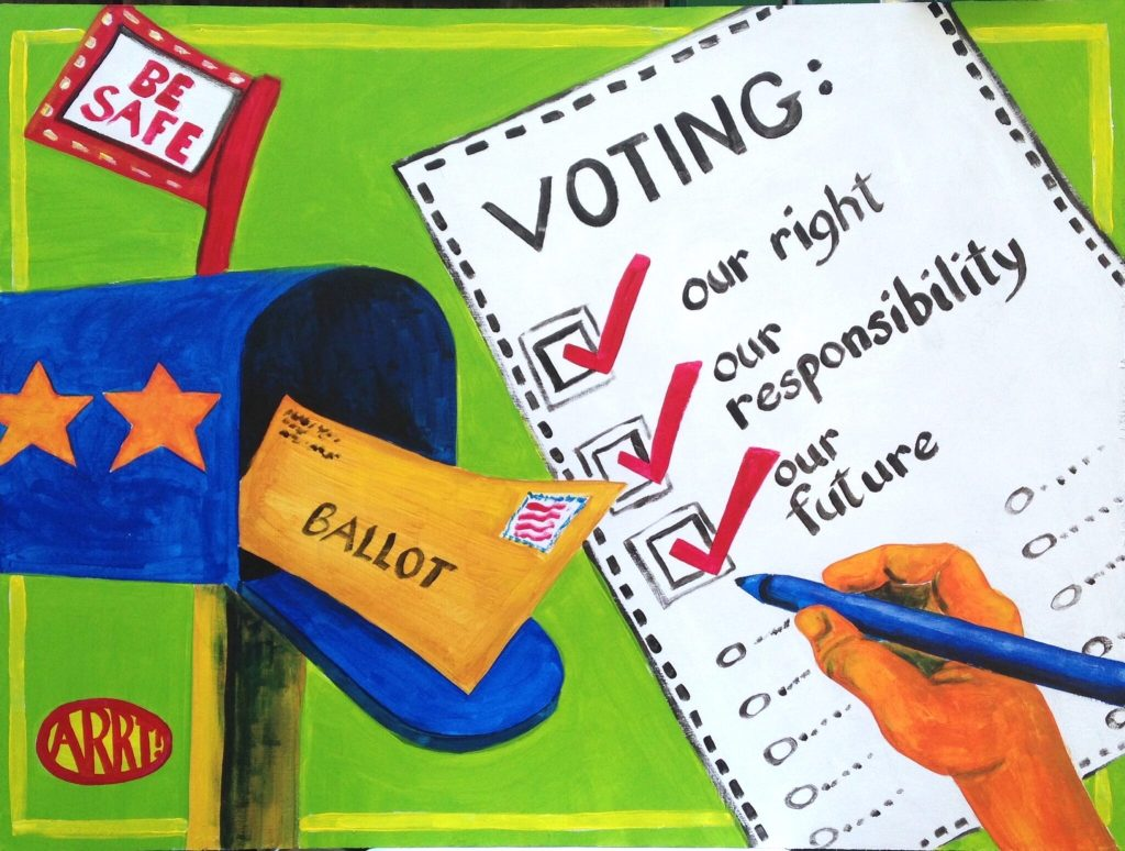 arrt voting right copy
