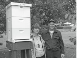 First Beekeeper, Charlie Brandts