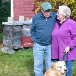 Nobleboro Couple Receives Beekeeper of the Year Award
