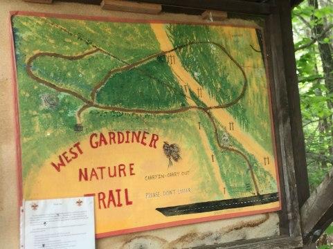 West Gardiner Nature Trail