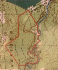 intervale-map
