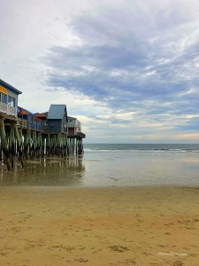 Old orchard beach!!