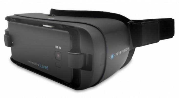 Iris Vision device