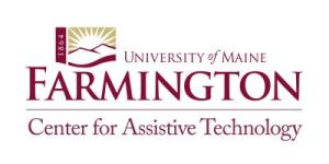 University of Maine Farmington - Center for Assistive Technology logo