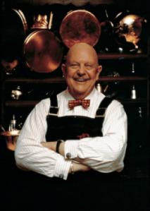 famous chef James Bearc