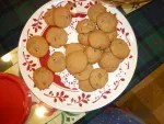 A new generation--cookies from my niece