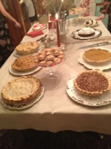 Desserts--Before