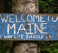 Maine - the way life should be