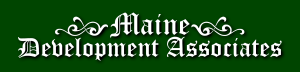 The Maine Development Logo