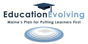 Education Evolvling logo