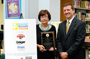 2014 Maine Teacher of the Year