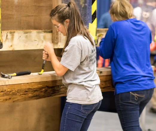 CTE students participate in the 16th Annual Craft Championships