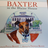 Baxter in the Blaine House