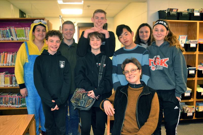 "Great Salt Bay Community School Choir Honors Fellow Student with Album, ""Sail On Silver Girl"""