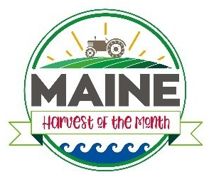 Maine Harvest of the Month Logo