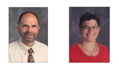 Announcing Maine's 2019 Presidential Awardees for Excellence in Science and MathematicsTeaching: JohnCongelosi and Robyn Graziano