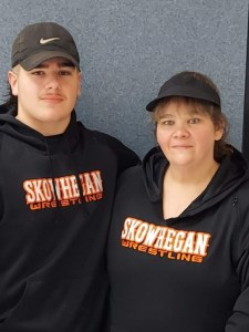 RSU 54- Team Son-Day Gina Bailey & Caleb Pratt (mother and son duo)