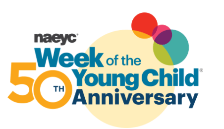 Celebrating the 2021 Week of the Young Child