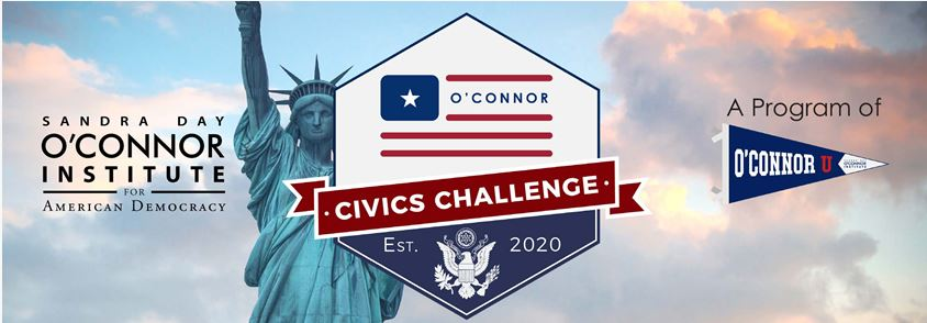 Student Summer Opportunity: O'Connor CIVICS Challenge!