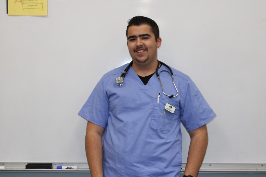 St. John Valley Technical Center Honors Anthony Pelletier as CTE Student of the Year