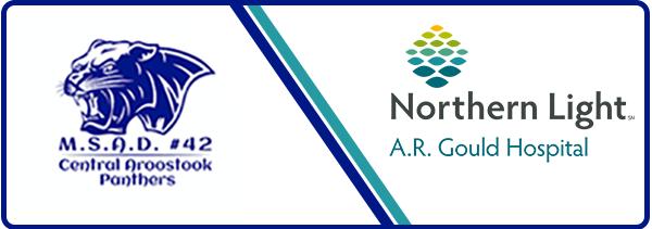 MSAD 42 and Northern Light Logos