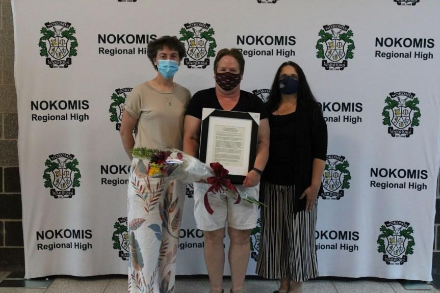 Nokomis Educator Wins 2021 Jacqueline Mitchell Mathematics Educator Award