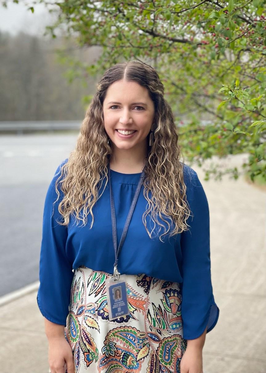 MEDIA RELEASE: Hampden Eighth Grade Teacher Named 2022 Maine Teacher of the Year