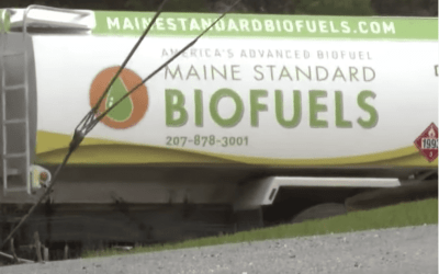Cooking Oil to Fuel Ships in Maine