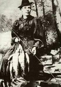 Maine Guides: Cornelia Crosby